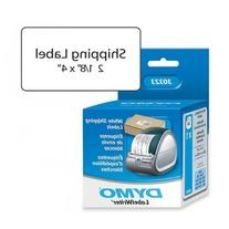 Dymo 30323 LABEL DYMO SHIPPING 220 ROLL WHITE