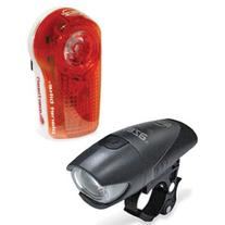 Planet Bike 3040 Superflash Tail Light and Blaze Headlight