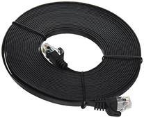 Monoprice 20-Feet 30AWG Cat5e 350MHz UTP Flat Ethernet Bare