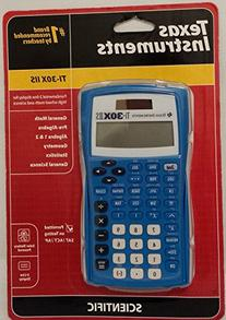 Texas Instruments Fundamental, Two-Line Scientific