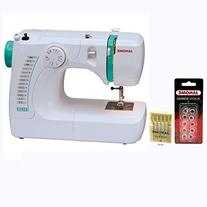 Janome 3128 Sewing Machine with Free 1/4 Inch Foot & FREE