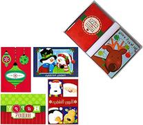 32 Assorted Boxed Christmas Cards with Envelopes...Adorable