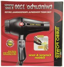 Twin Turbo 3200 Ceramic and Ionic Professional Hair Dryer,