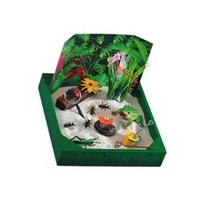 BE Good Co 32220 Bugs's World My Little Sandbox Play Sets,