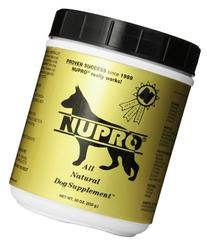 Nupro All Natural Dog Supplement, 30-Ounce