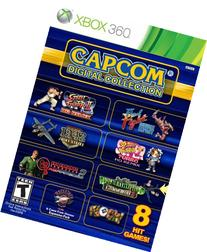 Capcom 33067 CAPCOM DIGITAL COLLECTION X360
