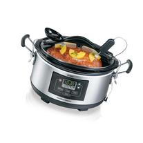 Hamilton Beach 33967 Digital Set n' Forget 6 Qt Programmable