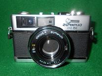 Olympus 35 RC - 35mm Rangefinder Camera - 1:28 - f = 42mm -