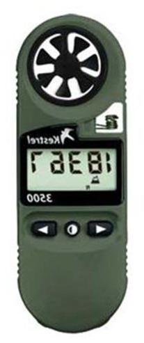 Kestrel 3500NV Weather Meter / Digital Psychrometer with NV