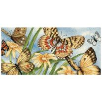 Dimensions 355984 Gold Collection Petite Butterfly Vignette