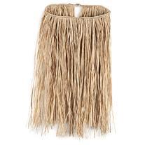 Beistle 50433-N 36 by 28-Inch Raffia Hula Skirt, X-Large