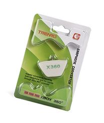 Trenro 360 Earphone Converter Adapter