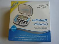 Weight Watchers 360 Points Plus Calculator Bigger Buttons