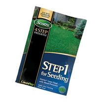 Scotts 36905 LawnPro Step 1 for Seeding Starter Lawn Food