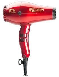 Parlux 385 Power Light Ionic & Ceramic Hair Dryer - Red