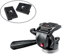 Manfrotto 391RC2 Junior Head with Two Replacement Quick