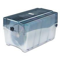 Innovera 39502 CD/DVD Storage Case, Holds 150 Disks
