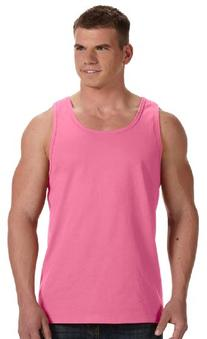 Fruit of the Loom 5 oz., 100% Heavy Cotton HD® Tank M NEON
