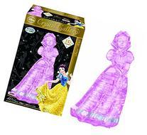 Hanayama Disney Crystal Gallery Pink Snow White 3D Puzzle