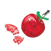 BePuzzled Mini 3D Crystal Puzzle - Red Apple