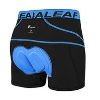 Baleaf Men's 3D Padded Bike Bicycle MTB Cycling Underwear