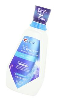 Crest 3d Wht Rinse Artic Size 32z Crest 3d Wht Rinse Artic
