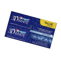 Crest 3D White Arctic Fresh Icy Cool Mint Flavor, Whitening