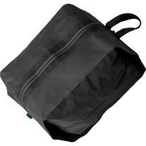BAGGU Large 3D Zip Pouch Black, One Size