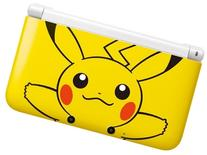 Nintendo 3DS LL Pokemon Pikachu Yellow