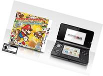 Nintendo 3DS System and Paper Mario: Sticker Star Bundle
