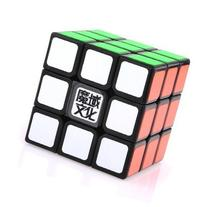 3x3x3 YJ Moyu Weilong Plus 54.5mm Black Version 2 Speed Cube