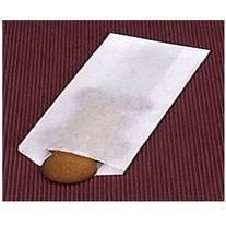 4 1/2in. x 6 3/4in. Glassine Waxed Paper Bags - 100/pack