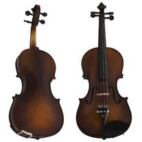 Cecilio 4/4CVN-EAV+SR 4/4 Full Size Violin, Varnish-Antique
