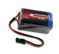 4.8V 2000mAh NiMH Square Receiver RX Battery for RC