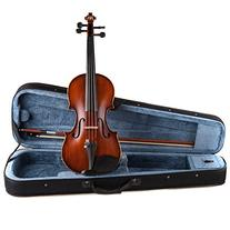 ADM 4/4 Full Size Acoustic/Electric Violin Outfit with EQ,