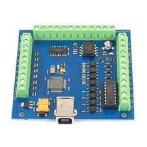 SainSmart 4 Axis Mach3 USB CNC Motion Controller Card