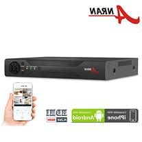 Anran 8 Channels DVR Cctv Security Network Mobile 960H Full D1 Motion Detection 8ch H.264 Digital Video Recorder