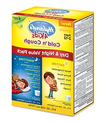 Hyland's 4 Kids Cold and Cough Day and Night Value Pack,