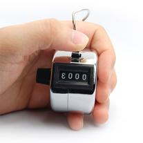 World Pride 4 Digit Number Clicker Golf Hand Tally Click