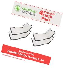 Think Crucial 4 Replacements for Eureka Steam Pads Fit 310A