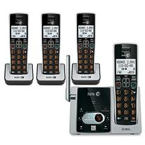 At&t CL82463 4 Handset cordless phone Answering System With