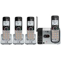 AT&T 4 handset cordless answering system