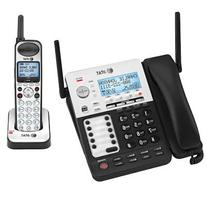 AT&T 4-Line SynJ Corded Cordless Small Business System with