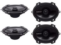 """2 Pairs of Rockford Fosgate P1572 5x7"""" Punch Series 2-Way"""