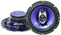 Pyle PL63BL 6.5-Inch 720W 3-Way Speakers