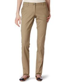 Dickies Girl Juniors 4 Pocket Straight Leg Pant,Khaki,11