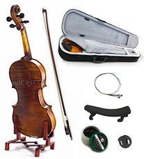 SKY 4/4 Full Size SKYVN302 Intermediate Level Plus Violin