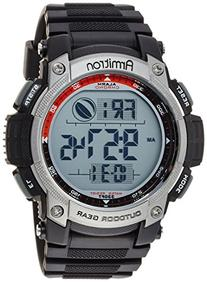 Armitron Sport Men's 40/8252BLK Black Digital Chronograph