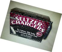 40 Leland  CO2 soda chargers - 8g C02 seltzer water