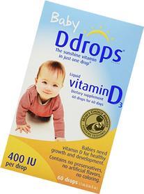Baby Ddrops® 400 IU 60 drops